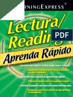 Aprenda Rapido Lectura Reading