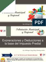 7. Impuestos Municipales y Regionales 16.10.2018
