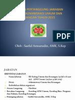 Baha Persentasi LPJ 2015 Kabag Umum dan Keuangan.pptx