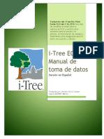 03 Manual de Campo Para Toma de Datos I-Tree ECO