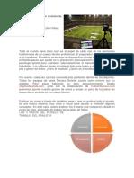 Modelo de trabajo del Analista de fútbol