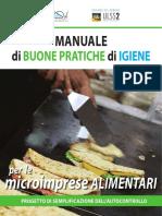Manuale Semplificazione Microimprese Alimentari