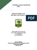 RPS - Biologi Perikanan_BIO4404
