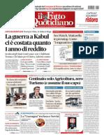 Rassegna Stampa Dell'Umbria e Nazionale Del 29 Gennaio 2019