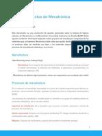 Apuntes Topicos Selectos de Mecatronica.