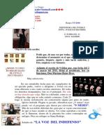 3 Por La Vida Mayo 5 16 Defensora La Vida Primer Derecho Humano