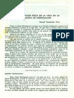 Fernandez Pinto. Ronald - La Concepcion Etica de la vida en la Filosofia de Kierkegaard.pdf