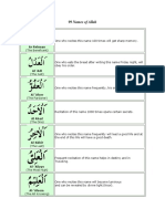 99 Names of Allah.docx