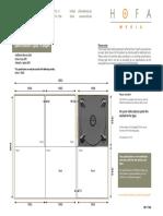 6-panel Digipak CD Template