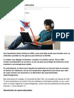 Le Wi-Fi Brule Les Testicules