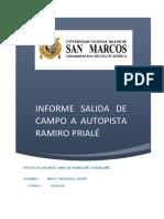 Bravo Informe Estructural