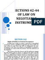 SECTIONS 42-44 OF LAW ON NEGOTIABLE INSTRUMENTS- REYES.pptx