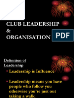 PF Club Leadership & Organ.ppt