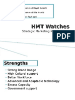 HMT Watches