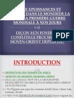 LE PROCHE ET LE MOYEN ORIENT - copie.pptx