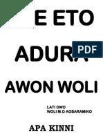 Iwe Eto Adura1-4