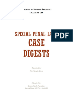 Special Penal Laws Case Digest