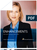 NAV 2009 Enhancements Brochure