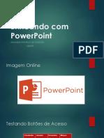 Brincando Com PowerPoint