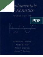 Fundamentals of Acoustics 4th Ed - L. Kinsler, Et Al., (Wiley, 2000) WW_marcado