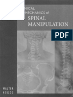 Clinical Biomechanics of Spinal - Desconocido