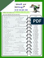 Adjectives - ED - ING.pdf