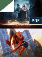 Spider e Resident Wallpapers