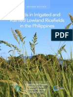 Weeds in Irrigated and Rainfed Lowland Ricefields in the Philippines 2nd Edition