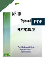 NR-10 eletricidade