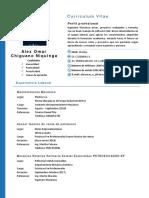 CV Chiguano Alex