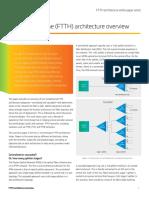 FTTH Architectures WP 110964 En