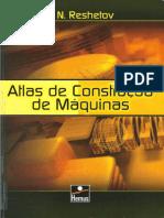 Atlas de Construção Máquinas Reshetov Ed.hemus 2005