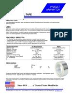 2290 Aluminum Foil Tape