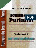 Ponson Du Terrail Rocambole 8 Ruinele Parisului 2 Captivitatea Stapanului