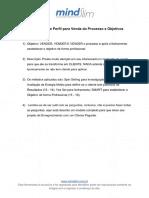 1 - Investigação de Perfil Para Venda Do Processo e Objetivos - MindSlim