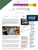 MERCADO EDITORIAL - Painel Acadêmico Notícias Os Vários Equívocos de Elio Gaspari
