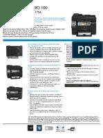 LaserPro100 Mfp m175a