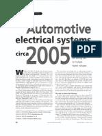 IEEE Spectrum Volume 33 issue 8 1996 [doi 10.1109%2F6.511737] Kassakian, J.G.; Wolf, H.-C.; Miller, J.M.; Hurton, C.J. -- Automotive electrical systems circa 2005.pdf