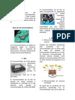 Conceptos básicos del microcontrolador