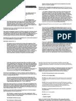 Cases Topic II & III