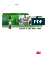 SoundPro Quick Start Guide