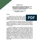 1. GR No. 196049 (2013) - Fujiki v. Marinay, et al.docx
