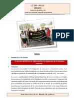 Festival de Integracion y Reencuentro Carlino 2019