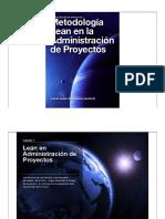 Metodología en la Administración de Proyectos