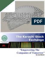 FI Karachi Stock Exchange (Edited)