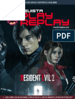 Revista PlayReplay 08 Resident Evil 2 Remake