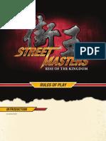 Street Masters Rulebook 05