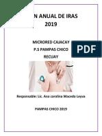 Plan Anual de Iras 2019
