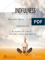 Mindfullness - exercicios