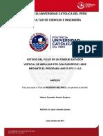 Huerto Hebert Estudio Tanque Agitador Impulsor Ptb Programa Ansys Cfx v.14.0 Anexos